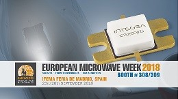EUROPEAN MICROWAVE WEEK 2018